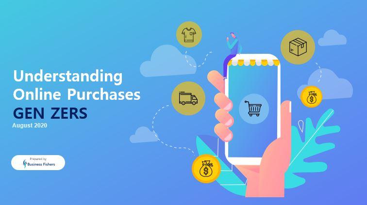 Understanding online purchases – GEN ZERS